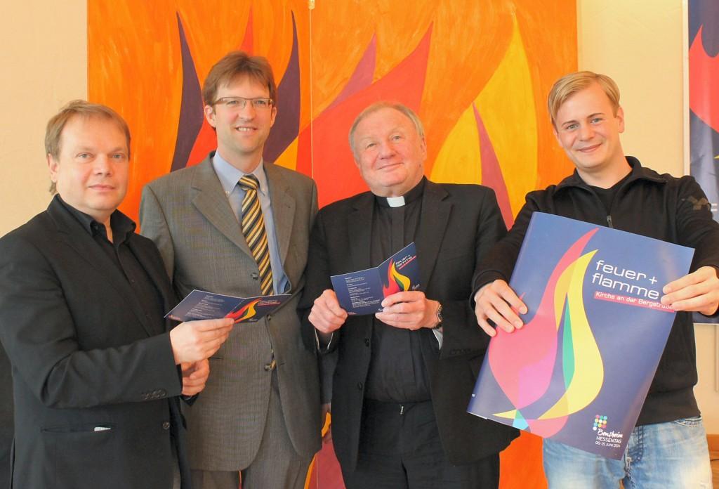 PK Katholische Kirche auf dem Hessentag 2014 in Bensheim