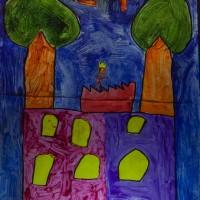 Fenster 21: Kinderkantorei Sankt Georg