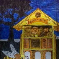 Fenster 22: Erstkommunionkatecheten von Sankt Georg