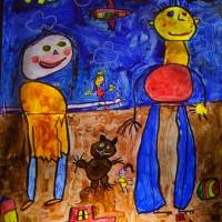 Drittes Fenster: Kindertagesstätte Liebfrauen