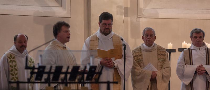 Amtseinführung Pfarrer Harald Poggel