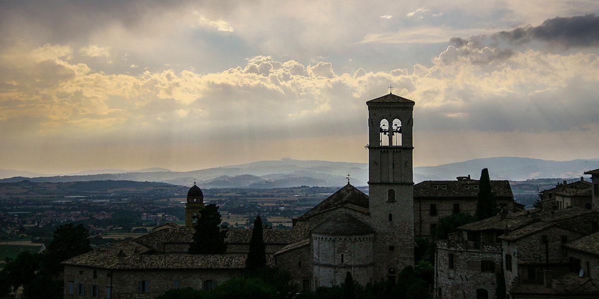 Sonne, Franz und Pasta - Jugendfahrt nach Assisi