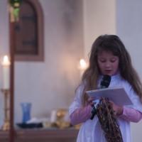 Beginn der Karwoche in Sankt Georg