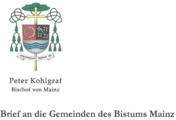 Erklärung von Bischof Peter Kohlgraf