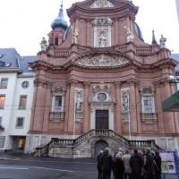 Liturgie und Raum - Neumünsterkirche