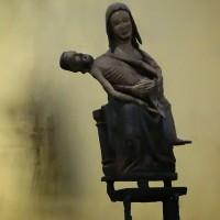 Liturgie und Raum - Moderne Darstellung der Pietà