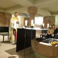 Liturgie und Raum - Gottesdienst mit Domkapitular Dr. Jürgen Lenssen