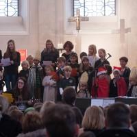 Die Kinder der Kita St. Albertus