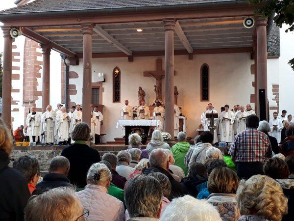 St. Georg nimmt an Dieburger Wallfahrt mit Bischof Kohlgraf teil