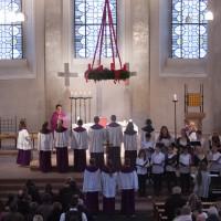 Erster Advent in Sankt Georg