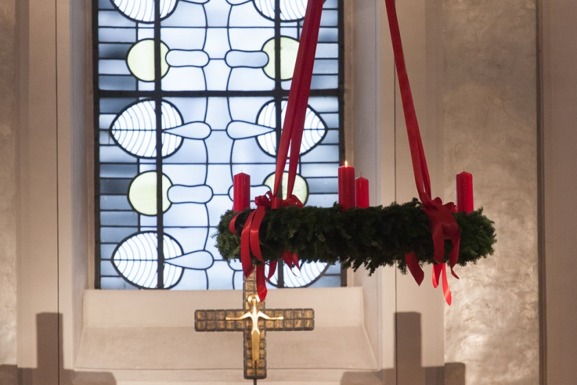 Erster Advent in Sankt Georg