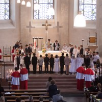 Erstkommunion Sankt Georg 2014