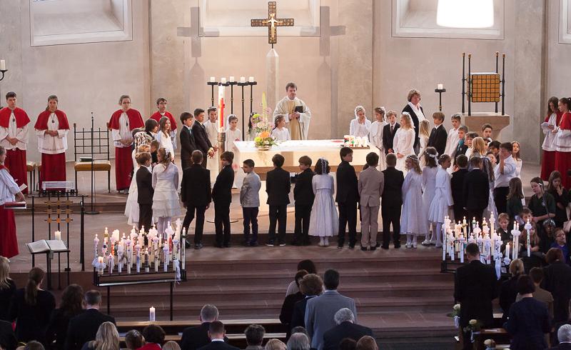 Erstkommunion Sankt Georg 2014 -4
