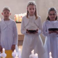 Erstkommunion in Sankt Georg