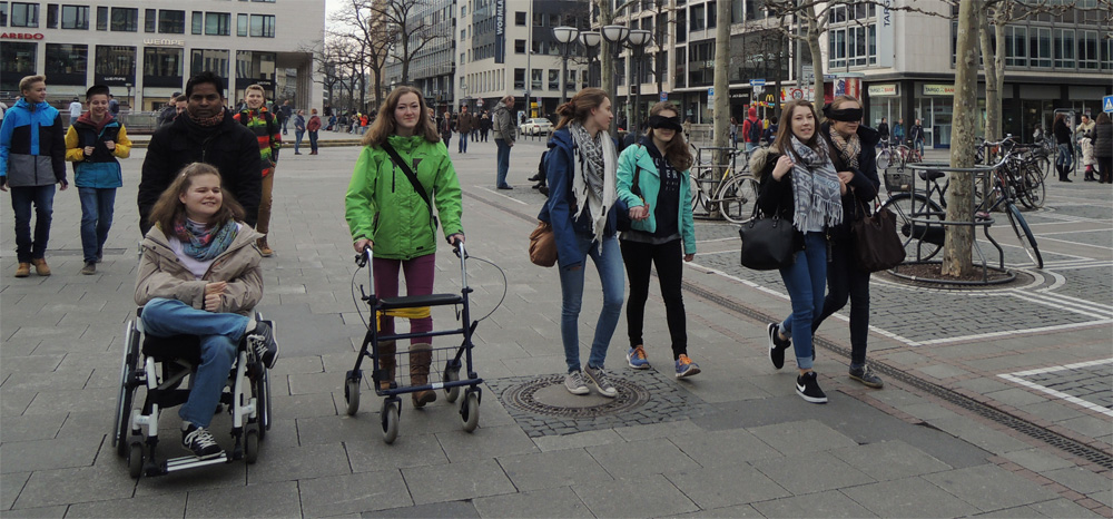 Firmlinge in Frankfurt - Stadtrundgang der besonderen Art