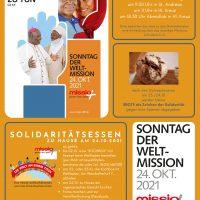 Sonntag der Weltmission