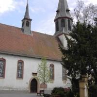 Crescenzkirche (Friedhofskirche)