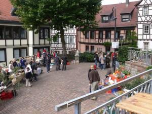 Gartenflohmarkt 2008 2