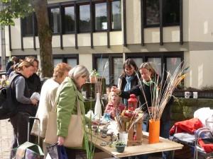 Gartenflohmarkt 2008