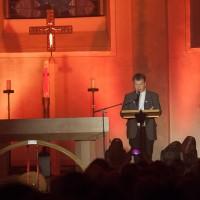 Glaubensfeuer in Sankt Georg Bensheim