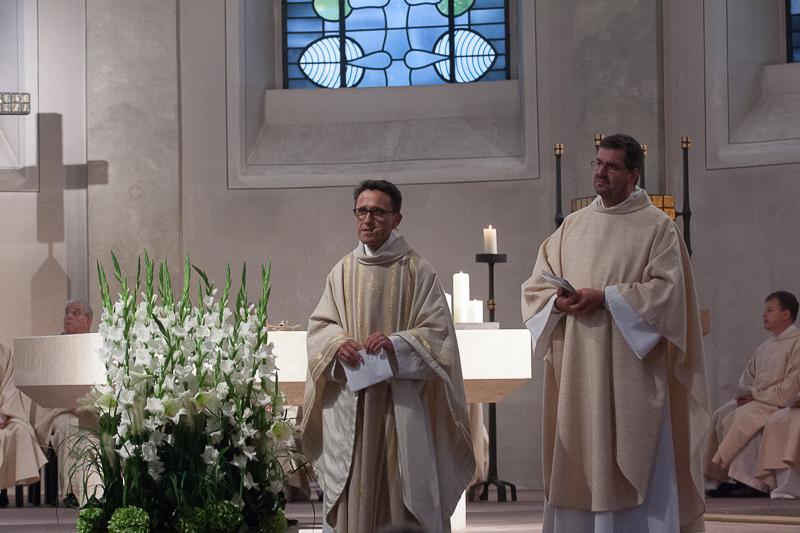 Amtseinführung: Pfarrer Thomas Catta und Dekan Thomas Meurer