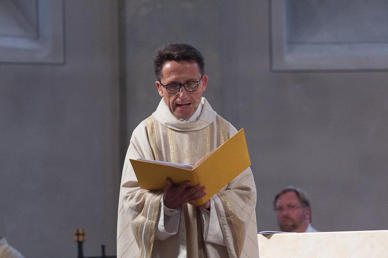 Amtseinführung von Pfarrer Thomas Catta