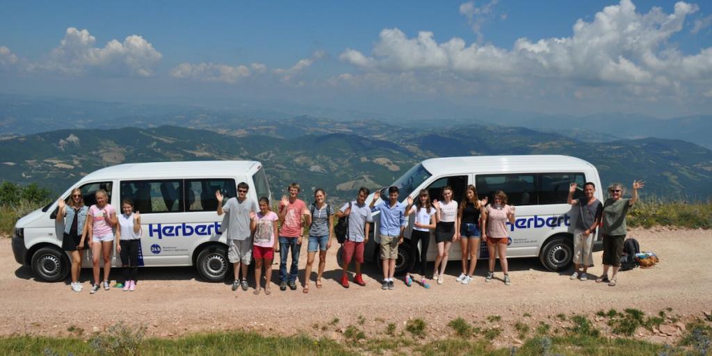 Jugendfreizeit in Assisi war ein voller Erfolg
