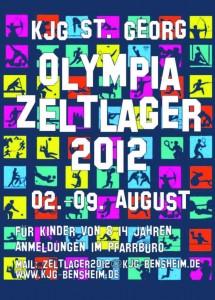 KJG Zeltlager 2012