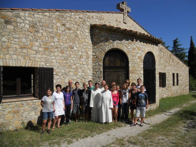 Kanu Kick und Kloster 2011