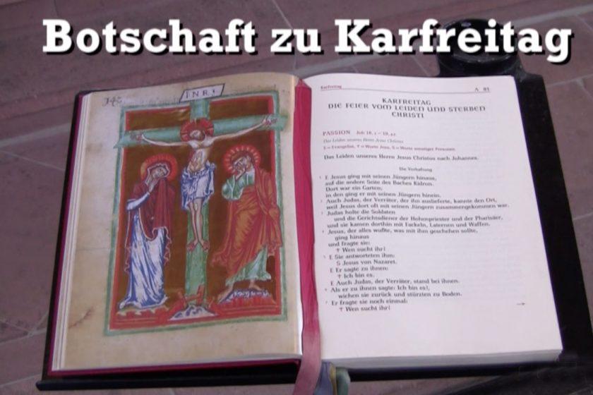 Karfreitag-Teaser