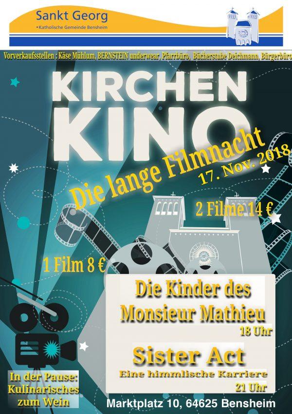 Kirchenkino - Die lange Filmnacht