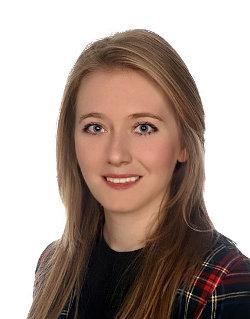 Neue Kirchenmusikassistentin Marta Chorzynska