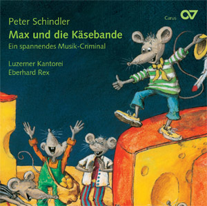 Kindermusical Max und die Käsebande