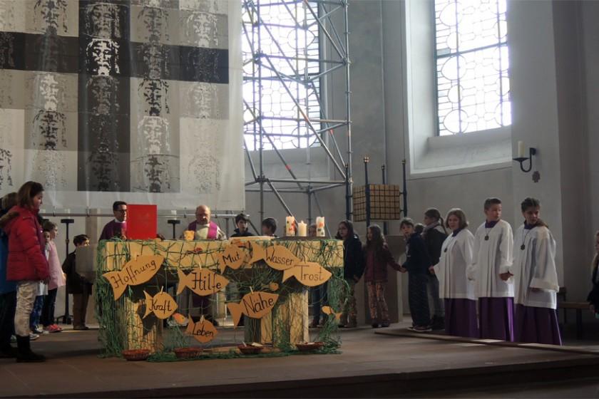 Misereor-Sonntag in Sankt Georg 2015