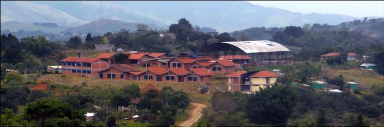 Sternsinger unterwegs für Kinder in Monterilla