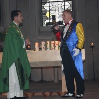 Narrenmesse in St. Georg