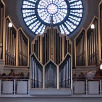 Orgel in Sankt Georg