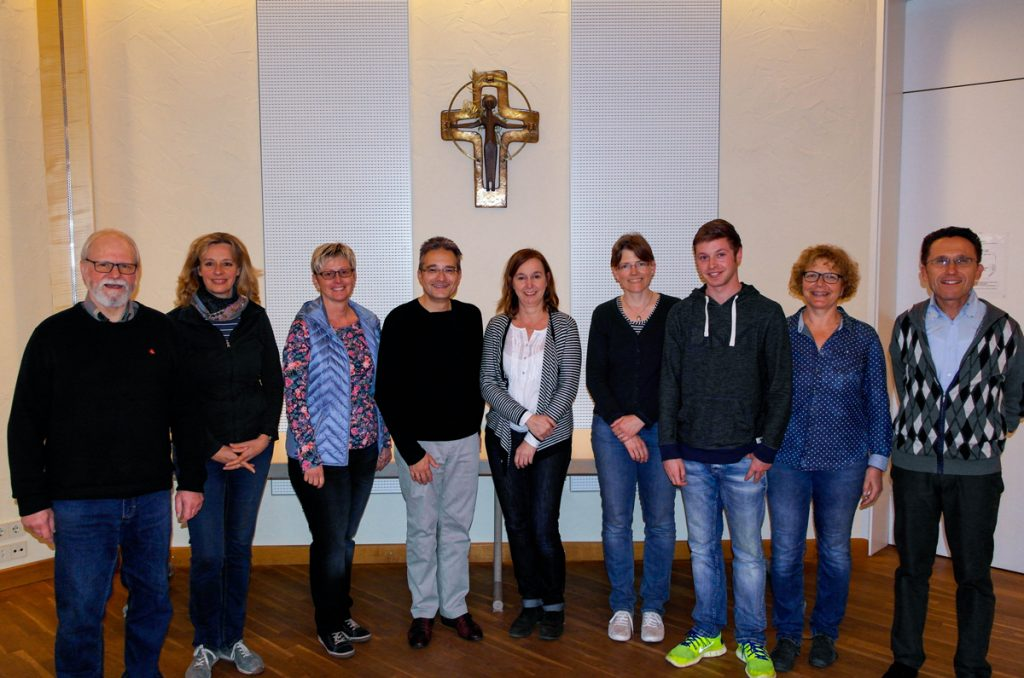 Mitglieder des Verwaltungsrates der Gemeinde Sankt Georg