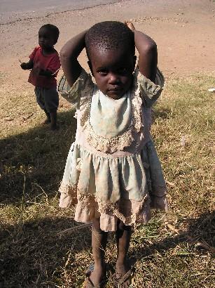 Sankt Georg hilft in Zimbabwe