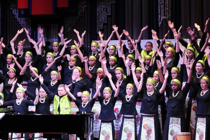 South Cape Childrens' Choir 2