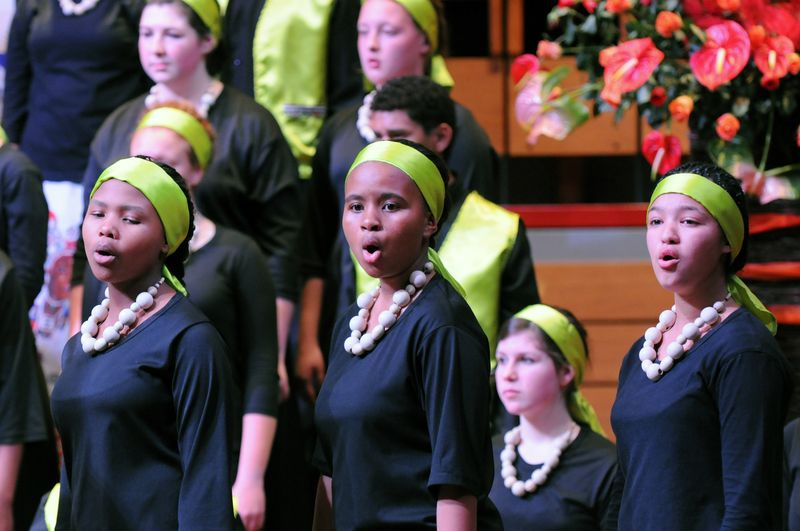 South Cape Childrens' Choir