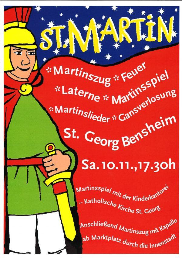 Martinsfest für Jung und Alt
