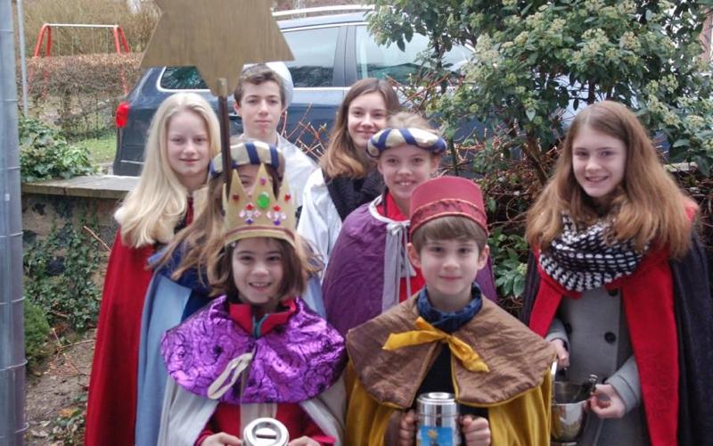 Die Könige von St. Elisabeth