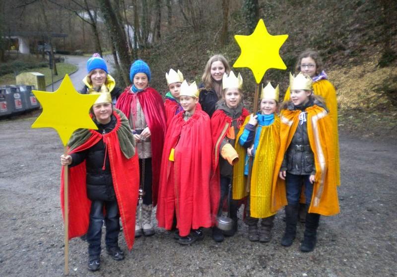 Sternsingeraktion 2012 gestartet