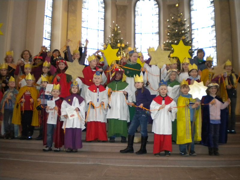 Sternsingeraktion-Abschlussgottesdienst-2010