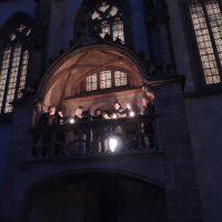 Adventliche Abendwallfahrt nach Kiedrich