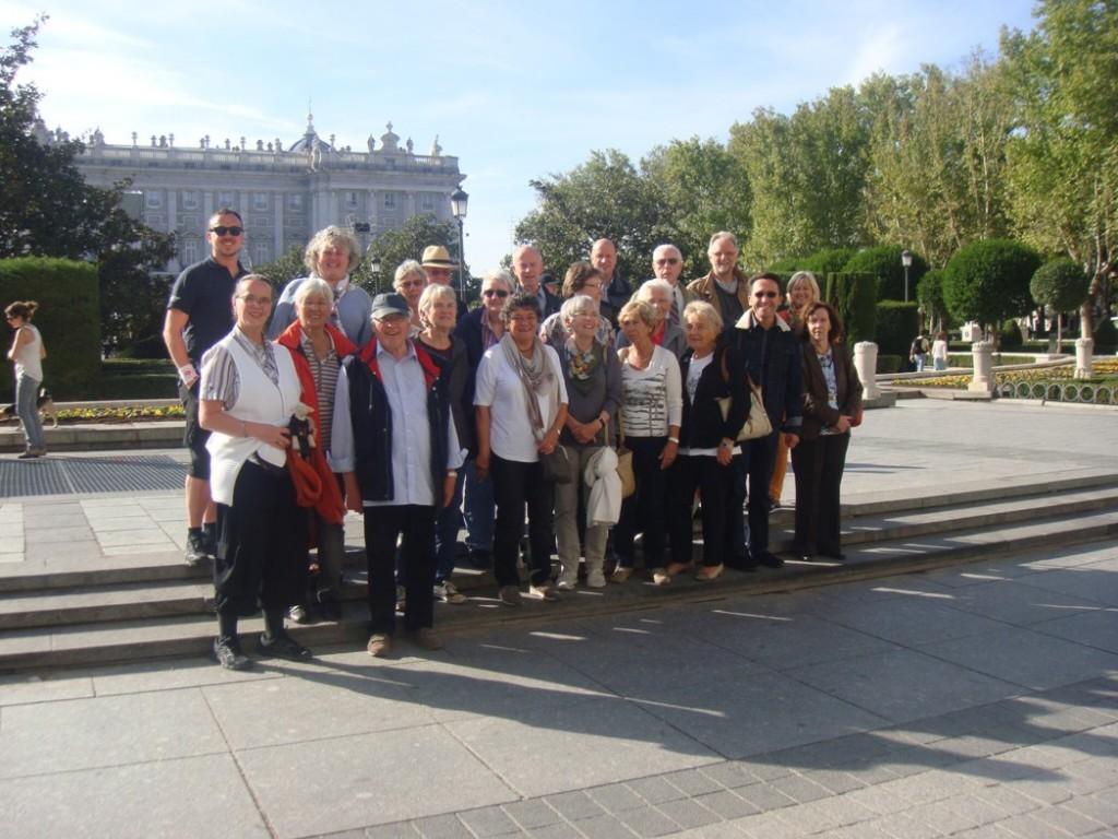 Gemeindefahrt von Sankt Georg: Kunst und Könige – Ewige Pracht in Madrid und Toledo
