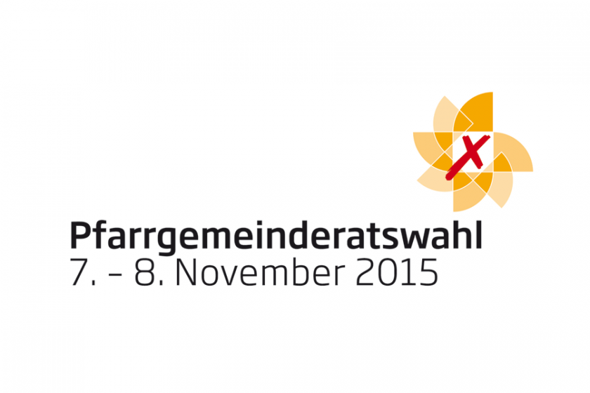 Pfarrgemeinderatswahlen am 7. und 8. November 2015