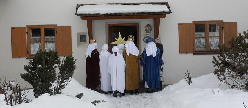 Sternsinger Steingaden